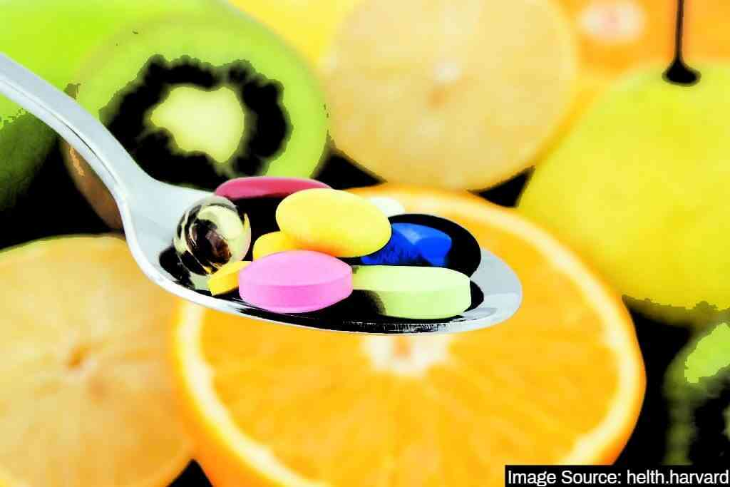 Vitamin c is the best for Vision