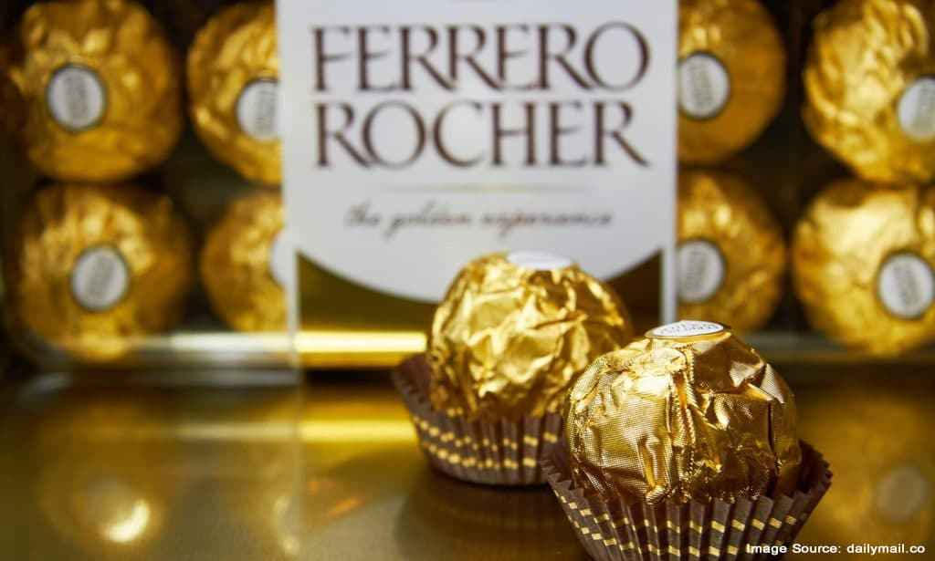 benefits of chocolate Farerro Rocher