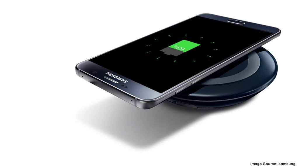 Charging less mobile phones