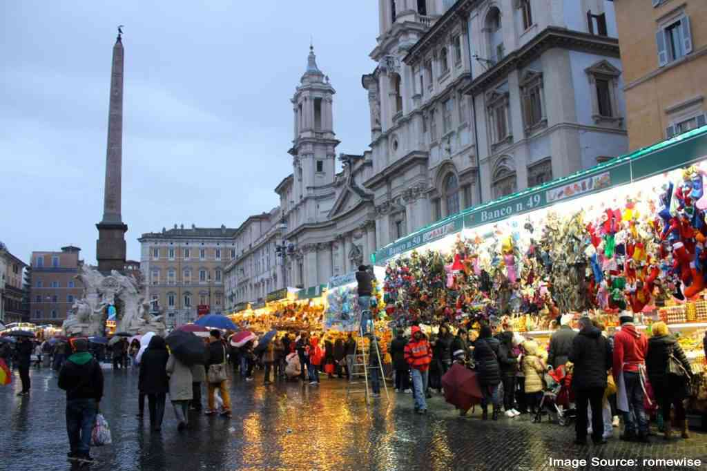 Places to visit during Christmas