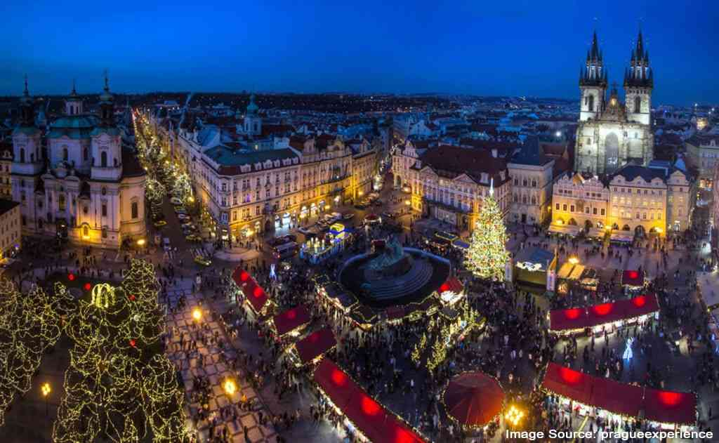 Places to visit this Christmas