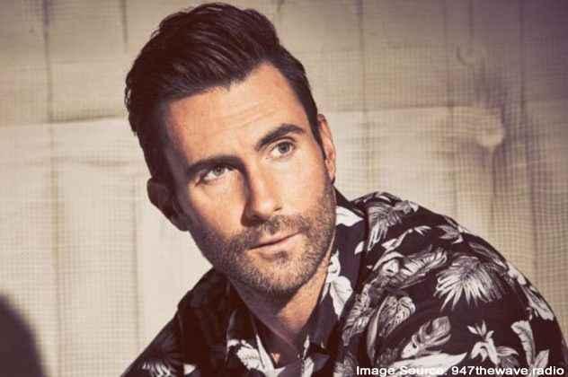 Adam Levine style icon
