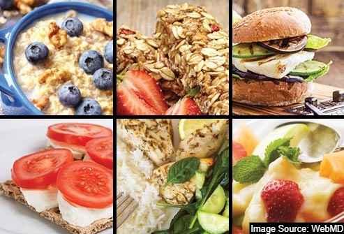 Weight Gain Food List