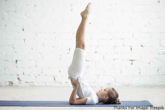 Yoga Poses For Skin Problems