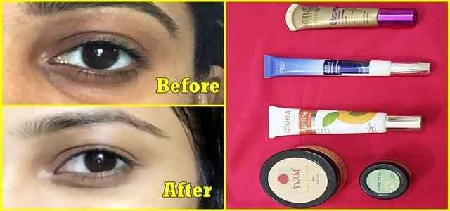 Best Under Eye Creams for Dark Circles