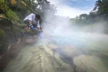 boiling river hot springs
