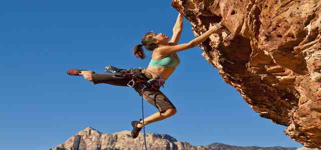 Climbing most dangerous sports ranked