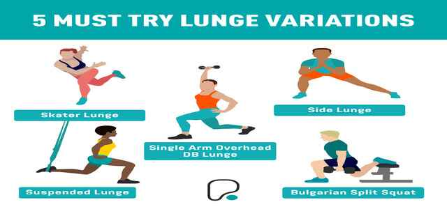 5 Must Try Crescent Lunge Variations Image