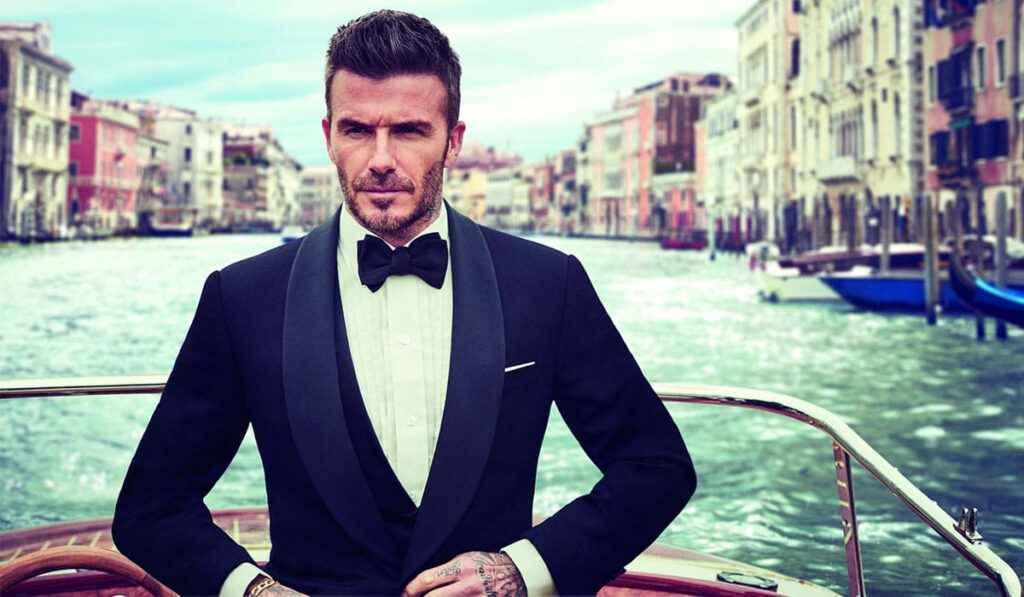 David Beckham The Fashion Icon