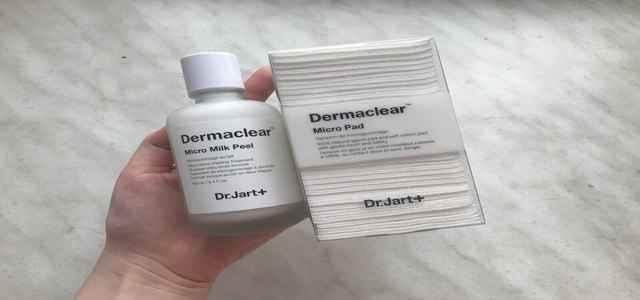 Dermaclear Micro Milk Peel by Dr. Jart+