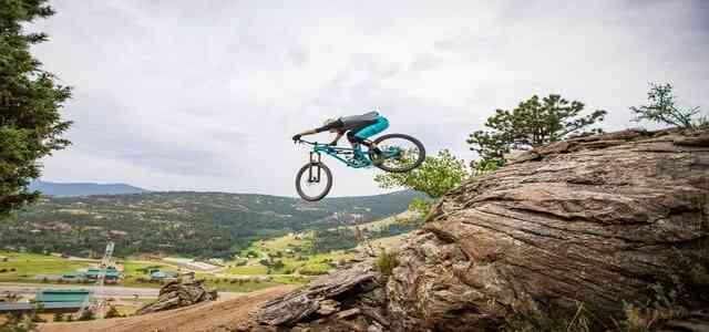 Downhill Biking most dangerous sports ranked
