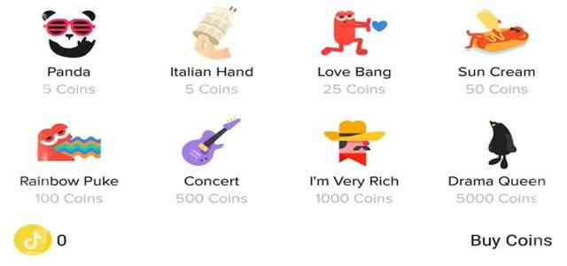 How Can You Use TikTok Coins
