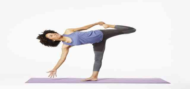How to Perform Parivrtta Ardha Chandra Chapasana