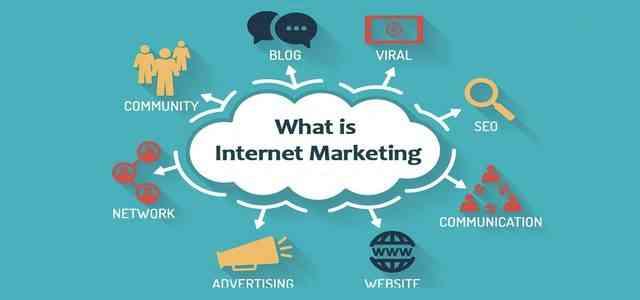 Internet market