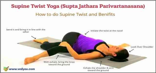 Jathara Parivartanasana Benefits