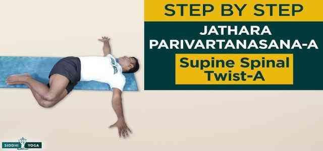 Jathara Parivartanasana Iyengar