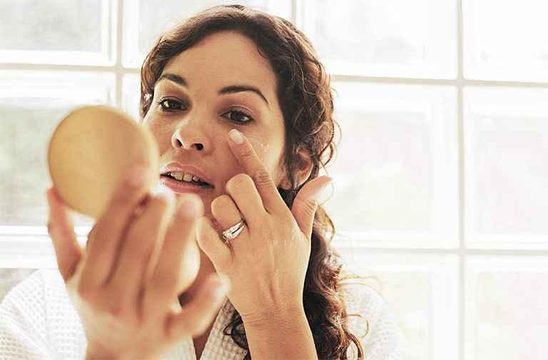 Sensitive Skin or Eye