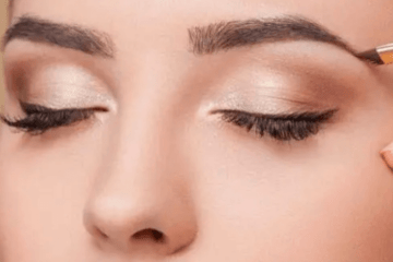 How To Get Thick Eyebrows Naturally