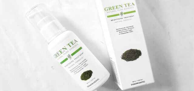 Tosowoong Essence Of Green Tea