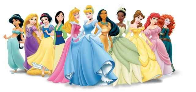 Who is the Hottest Female Disney Character
