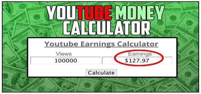 igface youtube calculator to calculate youtube earnings