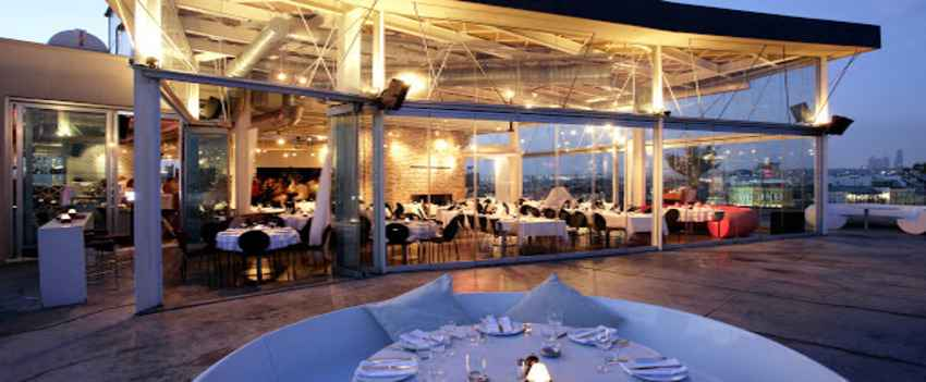 360 Istanbul Restaurant and Bar – in Istiklal Street