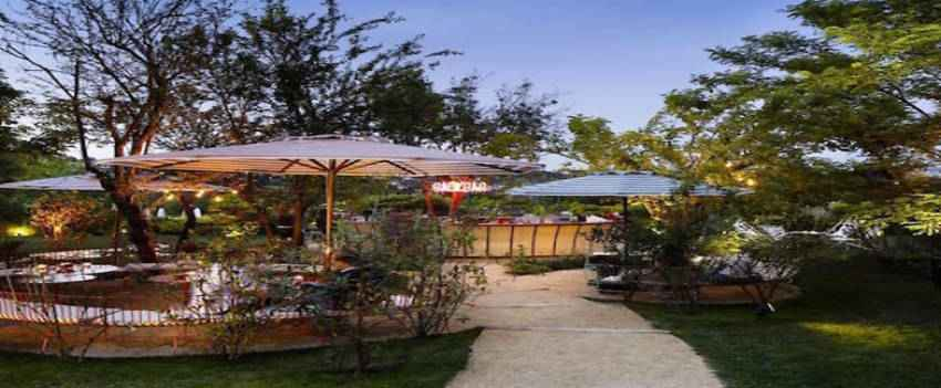 Bakyard Restaurant and Bar – in Bebek, Besiktas