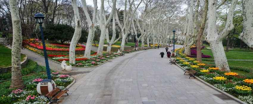 Bebek Park in Bebek