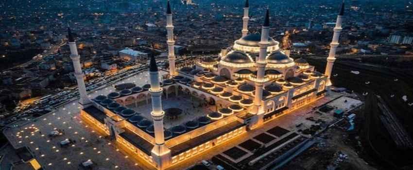 Büyük Çamlıca Mosque