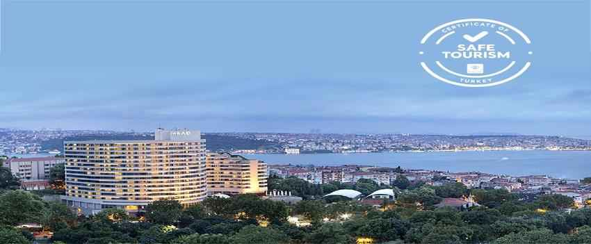 Conrad Hotel Istanbul Bosphorus
