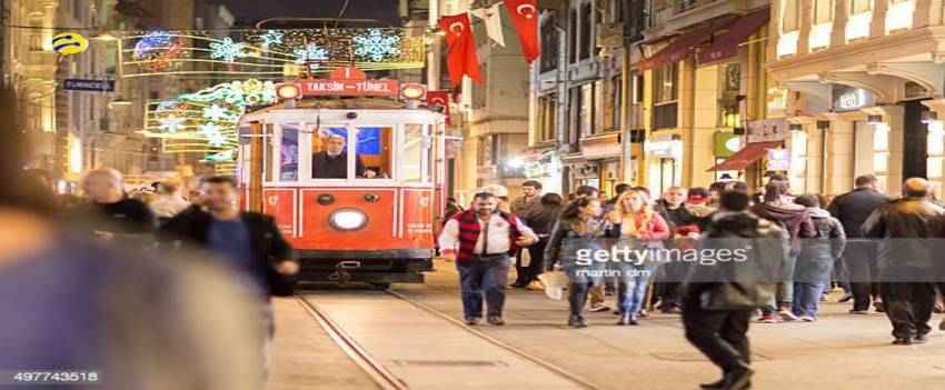 Explore Istiklal Street Istanbul