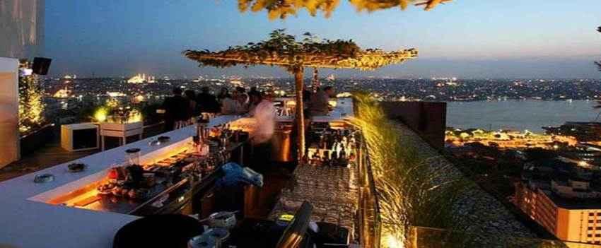 Mikla Restaurant and Bar – in Beyoglu