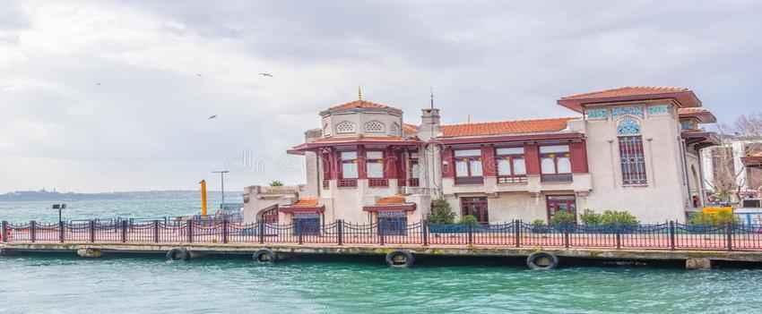 Noteworthy Besiktas Pier