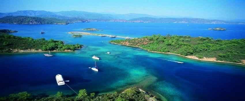 Princes' Islands Features