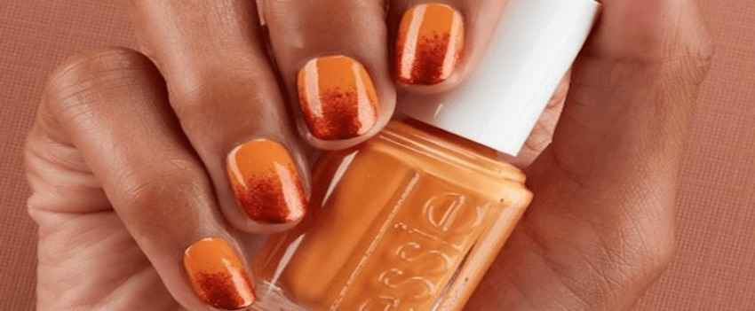Rust Shade For Nails