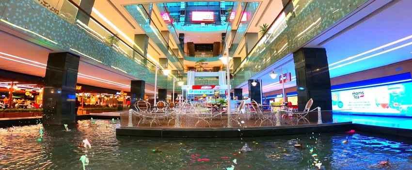 Sapphire Shopping Mall