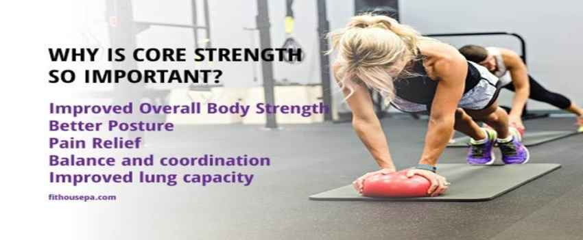 Why It Is Important To Strengthen Your Muscles