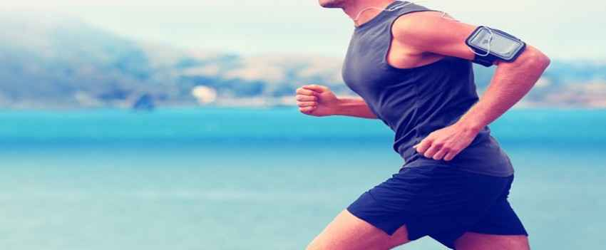 opt for Jog or Train Those Glutes