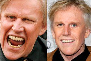 Fake Teeth Gary Busey