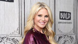 Famous Models Teeth Implants Christie Brinkley