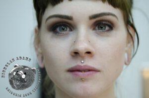 High Nostril Piercing